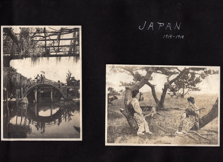 100年前の日本人たち【画像】米営業マンが撮った大正時代の日本が興味深い1