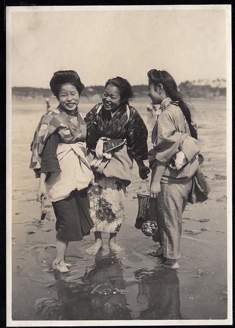 100年前の日本人たち【画像】米営業マンが撮った大正時代の日本が興味深い3