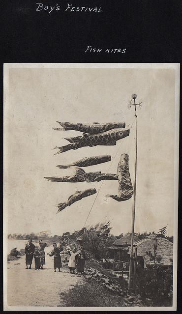 100年前の日本人たち【画像】米営業マンが撮った大正時代の日本が興味深い4
