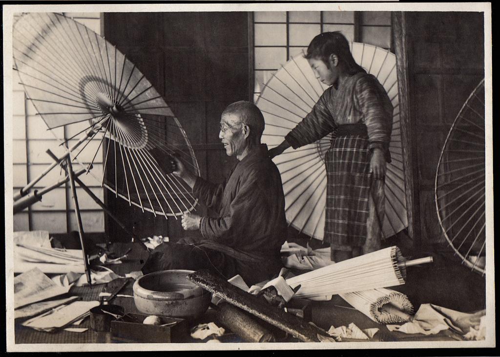 100年前の日本人たち【画像】米営業マンが撮った大正時代の日本が興味深い6