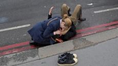 【観覧注意】ロンドン襲撃事件の現場が生々しく悲惨